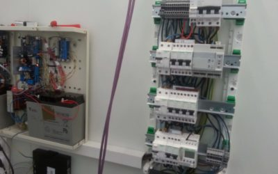 Remplacement du tableau électrique et mise en sécurité en région grenobloise